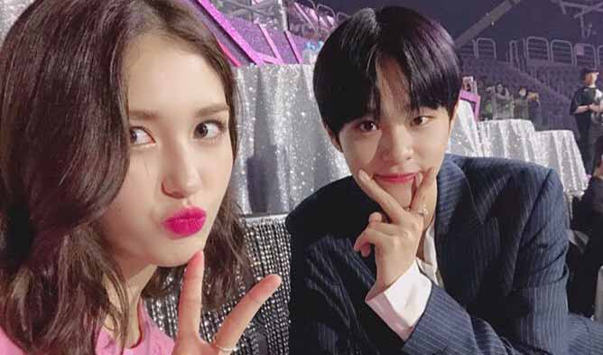 jeon somi, jeon somi profile, jeon somi produce 101, lee daehwi, lee daehwi facts, lee daehwi wanna one, ioi, ioi jeon somi, lee daehwi mxm