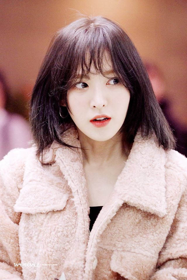 Hairdressers Reveal That Many Ask For Red Velvet's Wendy Hair Cut In Korea