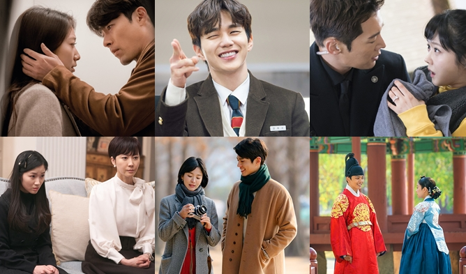 most talked dramas korea
