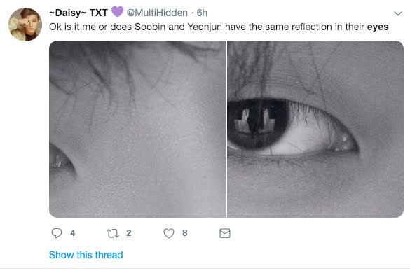 Fans Notice Something Eerie And Strange About TXT Photos