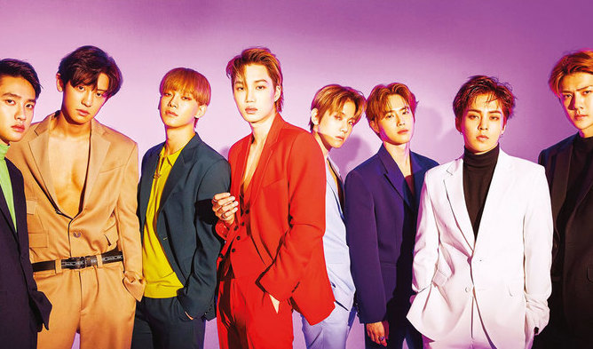 New EXO Show On Its Way On Naver V Original Kpopmap