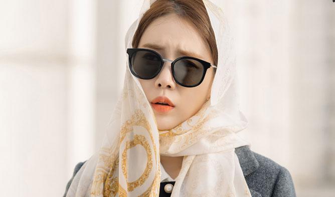 yoo inna sunglasses, yoo inna touch your heart