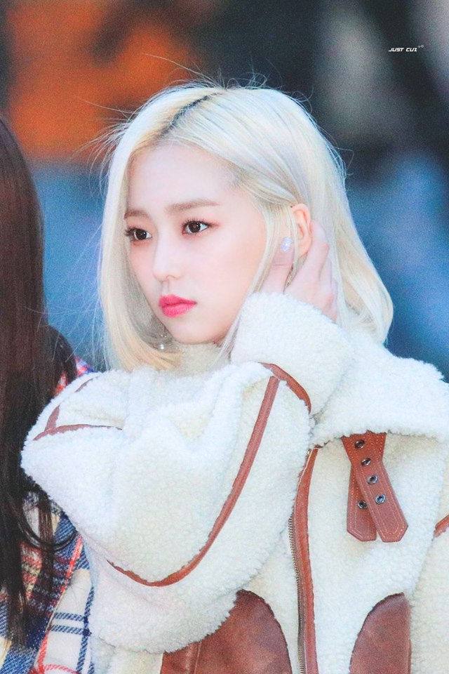 Fans Are Stunned By The Difference Of CLC's YeEun With Blonde And Black Hair