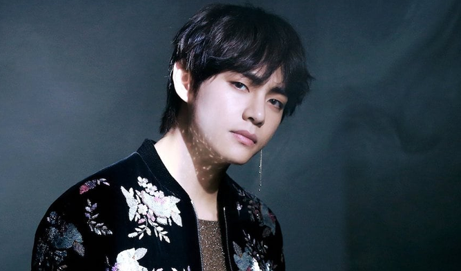 Everyone Is Talking About The Juul Again After Bts V Uploads Photo Of His Artwork Kpopmap Kpop Kdrama And Trend Stories Coverage