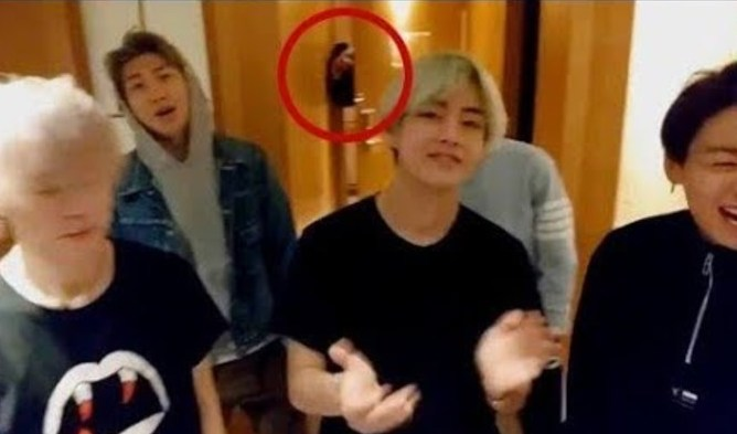 Big Hit Reveals The Truth About Sasaeng Peeking Into BTS Hotel ...