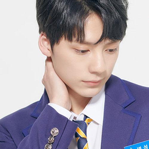 byeon seongtae produce x 101, Produce X 101 members, produce x 101