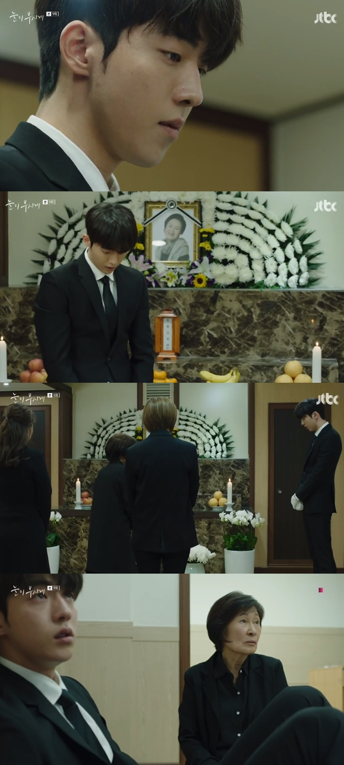dazzling episode 9, the light in your eyes episode 9, the light in your eyes drama, the light in your eyes nam joohyuk, the light in your eyes 2019, dazzling drama, dazzling nam joohyuk