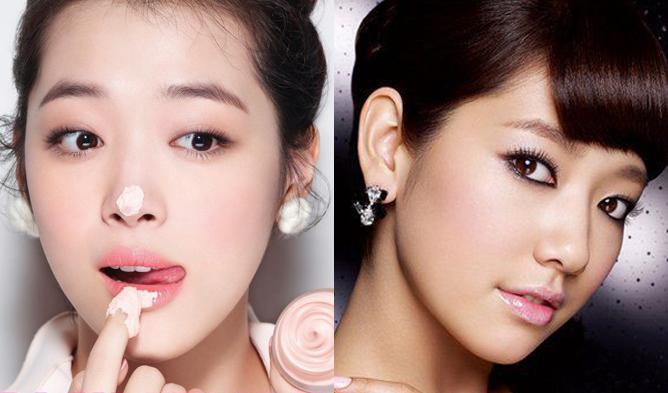 etude house, etude house model, etude house lipstick, etude house eyeshadow, k beauty, park shinhye, park shinhye, sulli