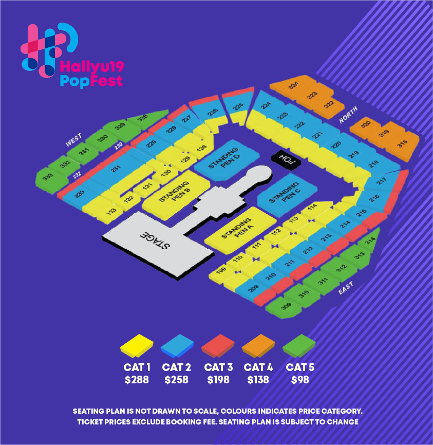 HallyuPopFest 2019 – SEA's Largest K-Pop Festival In Singapore: Lineup And Ticket Details