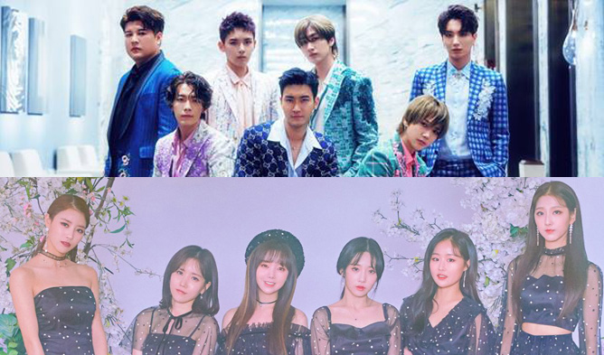 taemin, ktmf, ktmf 2019, ktmf lineup, ha sungwoon, lovelyz, jung eunji, super junior, ticket