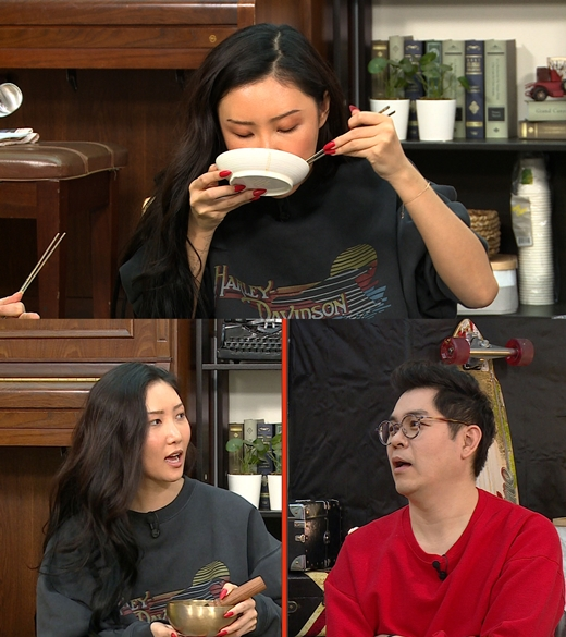 MAMAMOO's HwaSa Reveals Eating Whatever She Wants, Does Not Have Special Diet