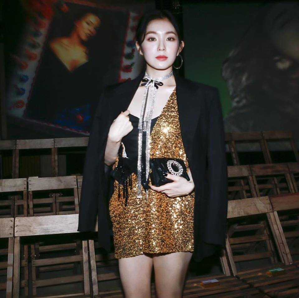 Red Velvet's Irene Shows That She's A Fashionista In Paris Fashion Week