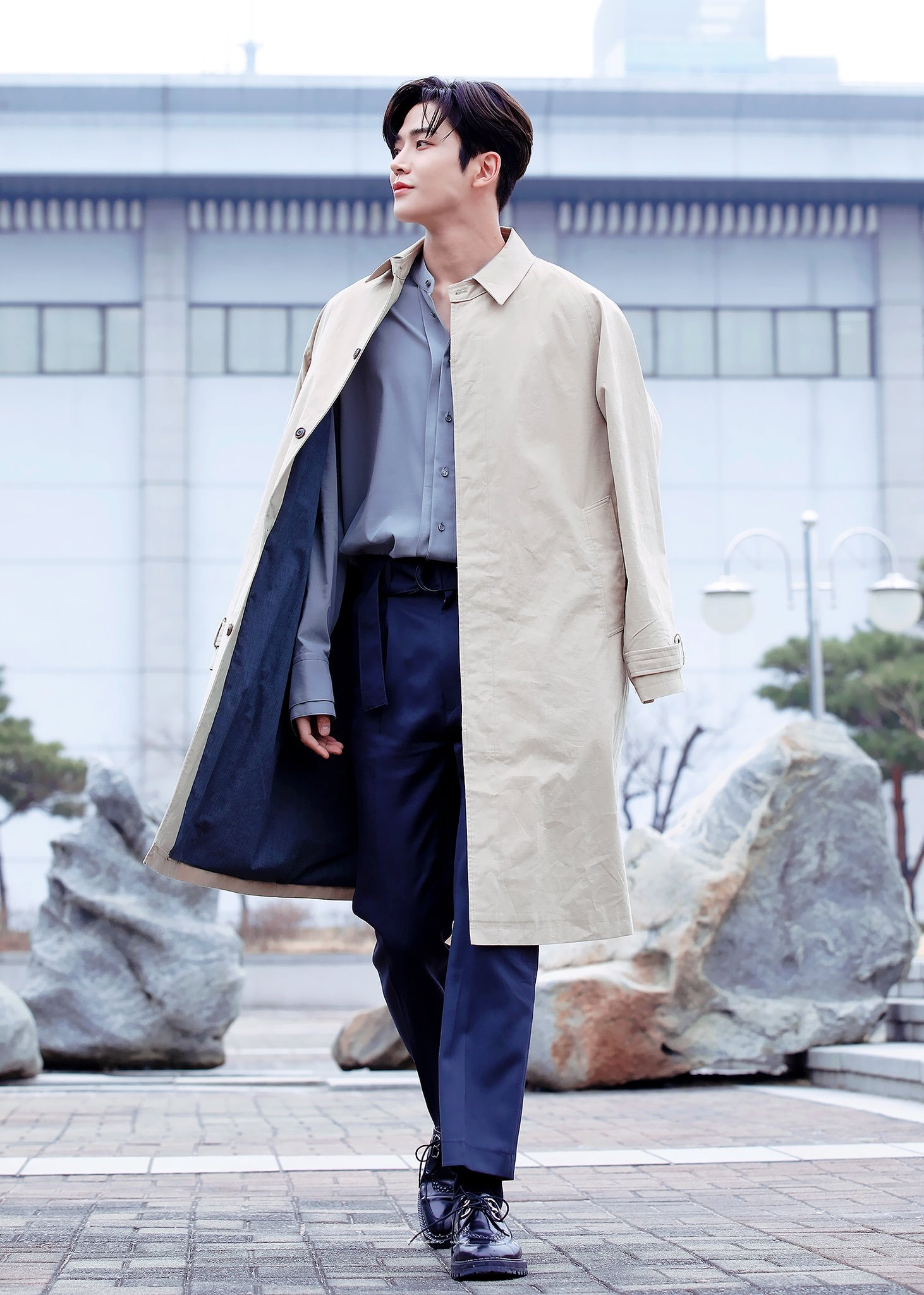 tall korean celebrities, idols 187 cm, actors 187 cm, rowoon