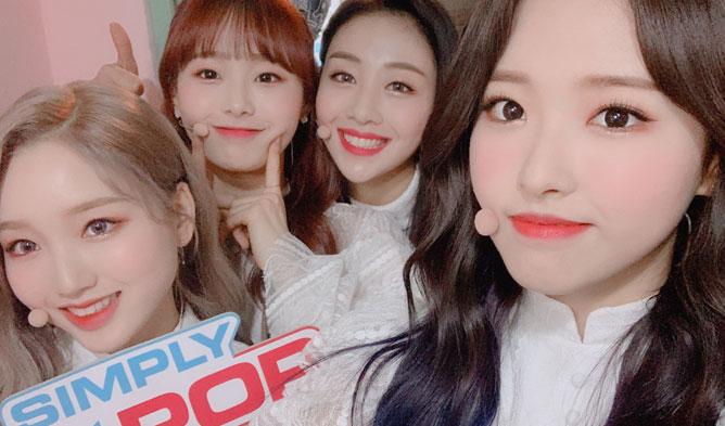 simply kpop lineup, simply kpop idols, simply kpop 355