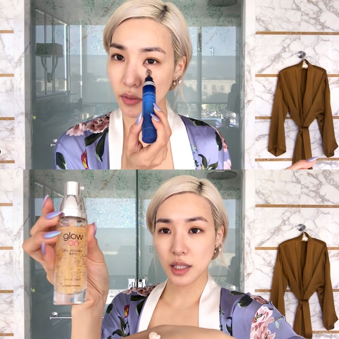 Netizens Are Amazed By Tiffany Young's Bare Face In Vogue's Beauty Routine Video
