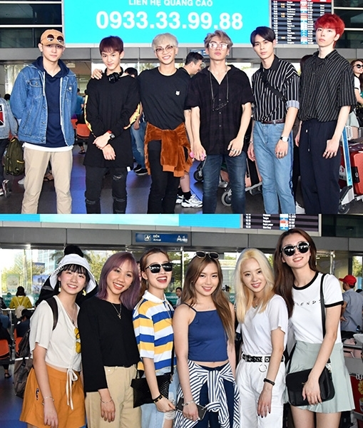 Z-GIRLS And Z-BOYS To Start Global Promotion, Vietnam Is The First Stop