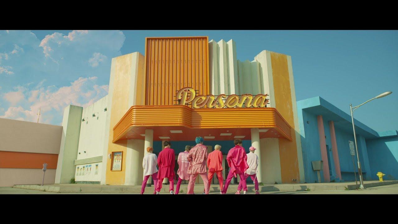 BTS – '작은 것들을 위한 시 (Boy With Luv) feat. Halsey' Official MV
