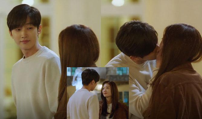 my first first love, my first first love netflix, my first first love kdrama, my first first love 2019, my first first love jisoo, my first first love jung chaeyeon, my first first love jinyoung, jisoo jung chaeyeon, jinyoung jung chaeyeon, kiss scene