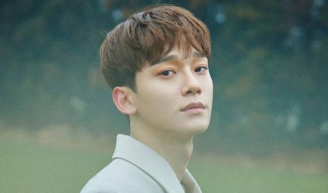 Chen solo, chen beautiful goodbye