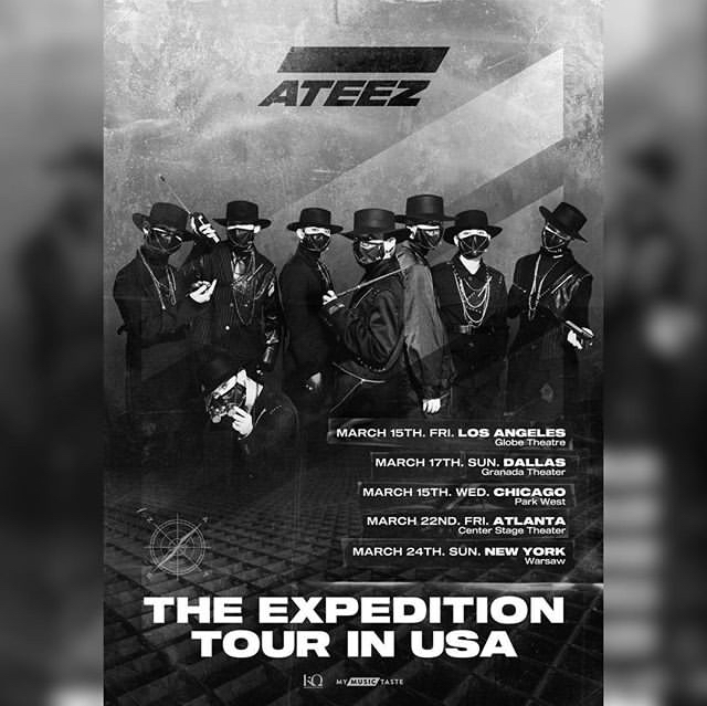 ateez world tour