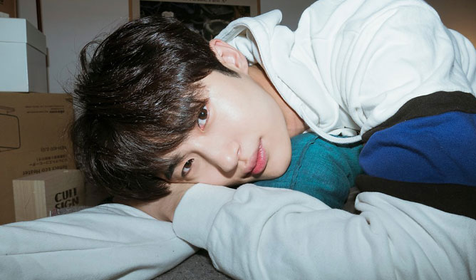 Byeon WooSeok, Byun wooseok, actor model korean,