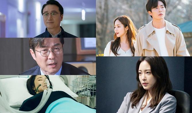 the banker ratings, doctor prisoner ratings, possessed ratings, drama ratings, big issue ratings, her private life ratings