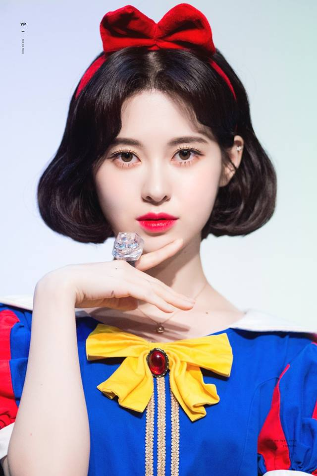 Mirror Mirror On The Wall, DIA's YeBin Is The Perfect 'Snow White' Among All