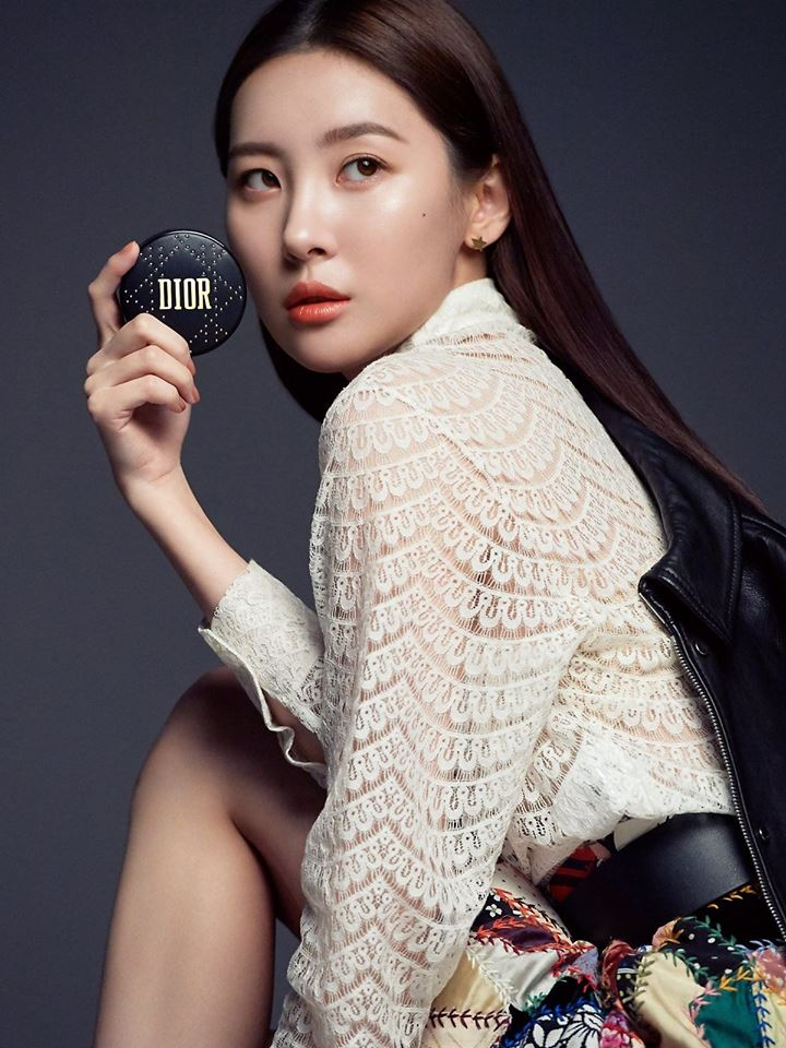 7 Female K-Pop Idols Who Are The Faces Of Luxury Beauty Brands