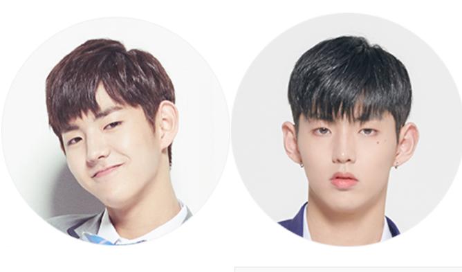 produce x 101, produce x 101 trainees, produce x 101 members, produce x 101 height, produce x 101 company, kpop, trainee, produce x 101 kim dongbin, kim dongbin