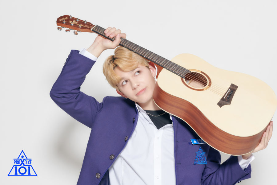 """Everything You Need To Know About Anzardi Timothée, French Trainee Of """"Produce X 101"""""""