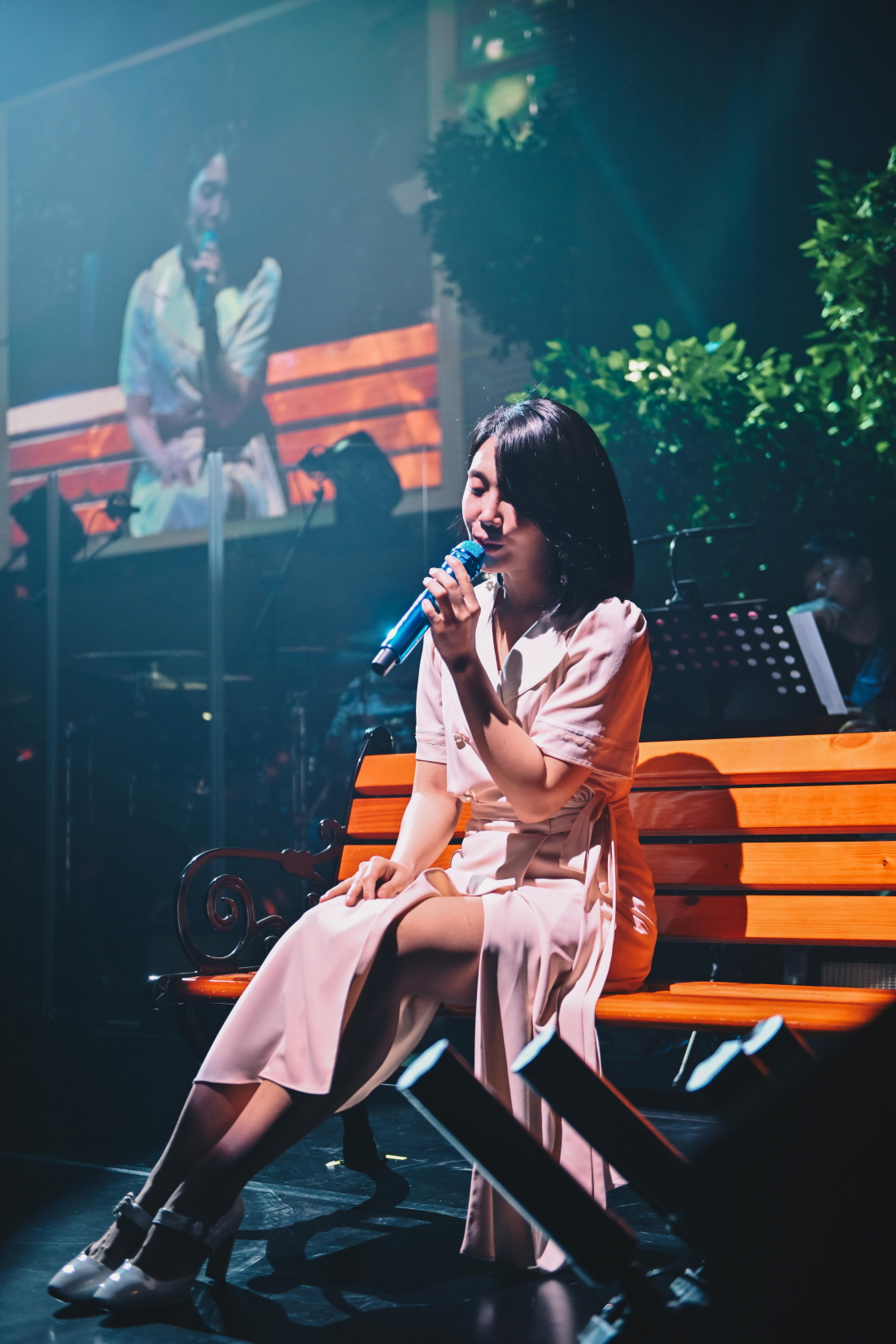 Official Show Photos & Rundown – Jeong EunJi 1ST Hong Kong Concert [HyeHwa] on 2019/05/18