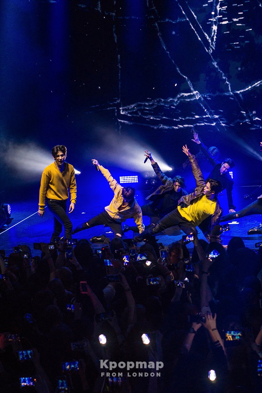 """Exclusive Review: SF9 Concluded Their World Tour """"Unlimited"""" In London"""