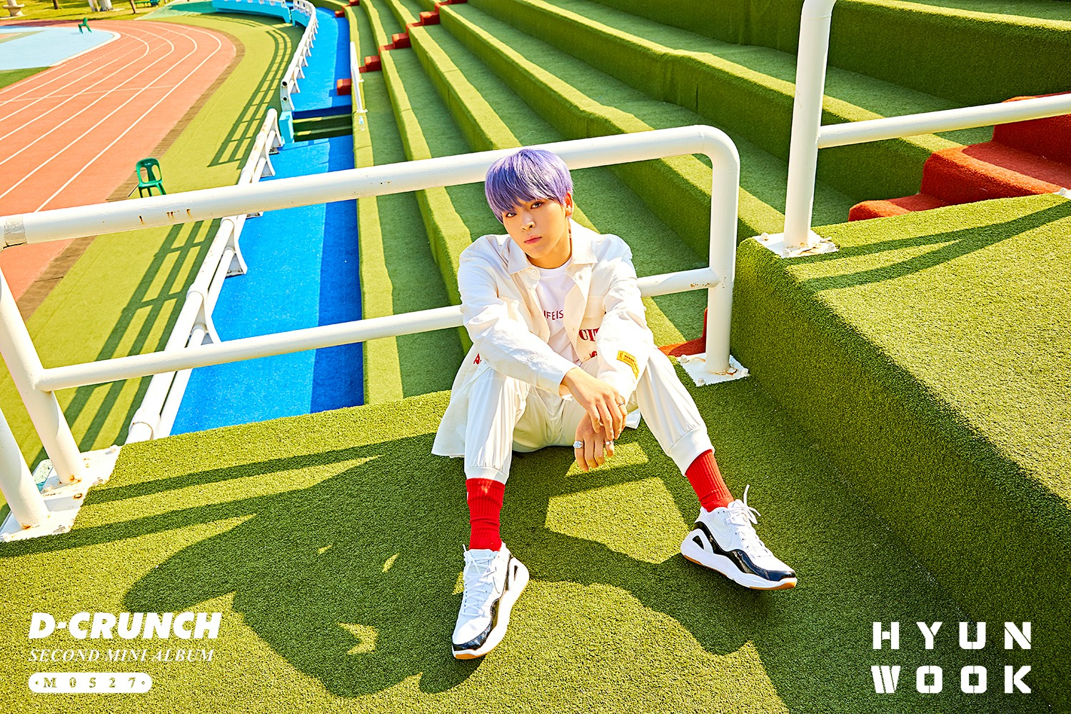 D-CRUNCH 2nd Mini Album <M0527> Official Photo Teaser