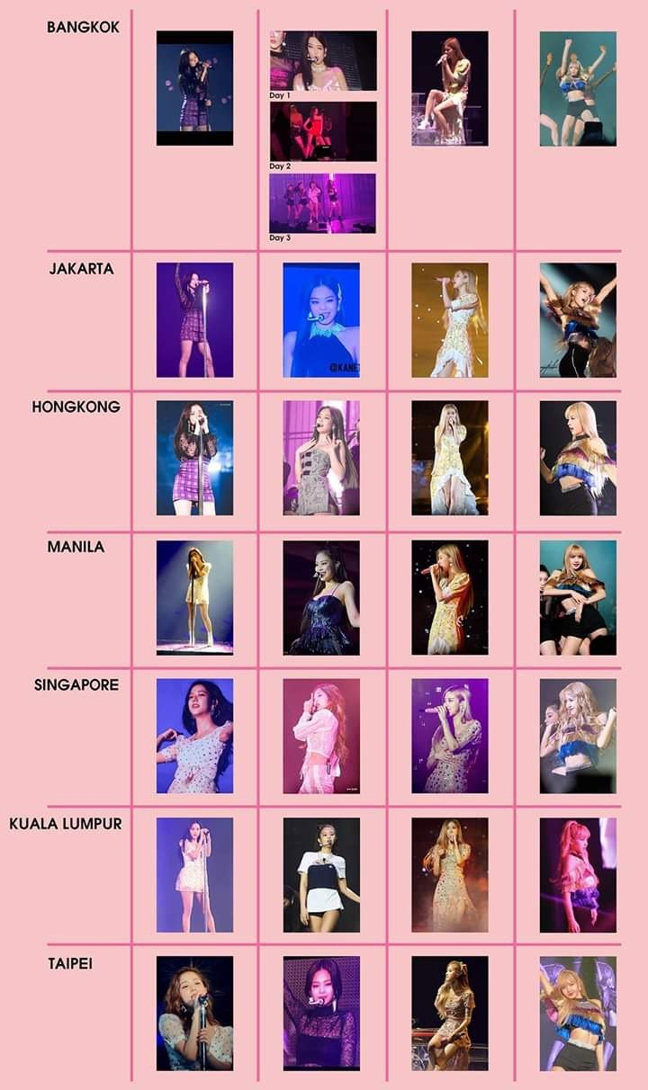Why Is Jennie The Only BLACKPINK Member With Different Outfits Netizens Ask