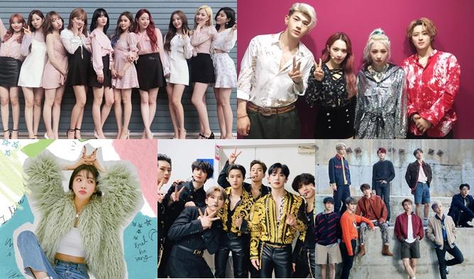 kpop guide, beginners guide, kpop, monsta x , chungha, wjsn, kard, stray kids, girls generation, snsd, tara, day6, kpop idols, kpop generation, kpop era,