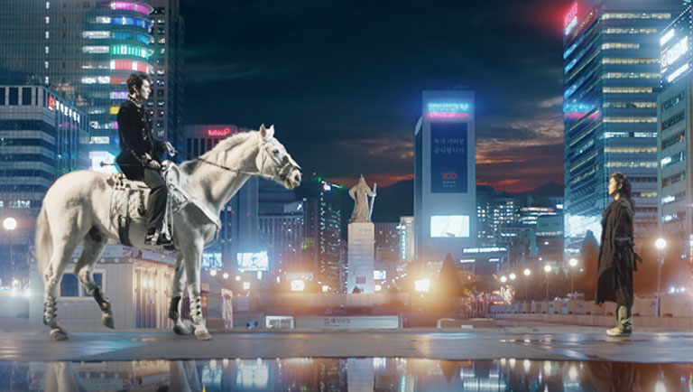 40 Questions Korean Drama - The King: Eternal Monarch