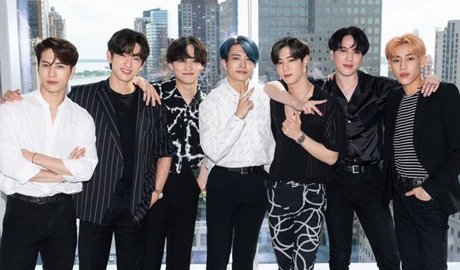 kpop quiz, got7 quiz, got7 members