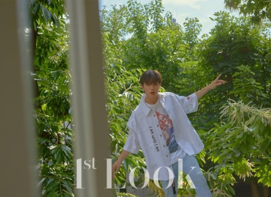 Yook SungJae For 1st Look Vol.178