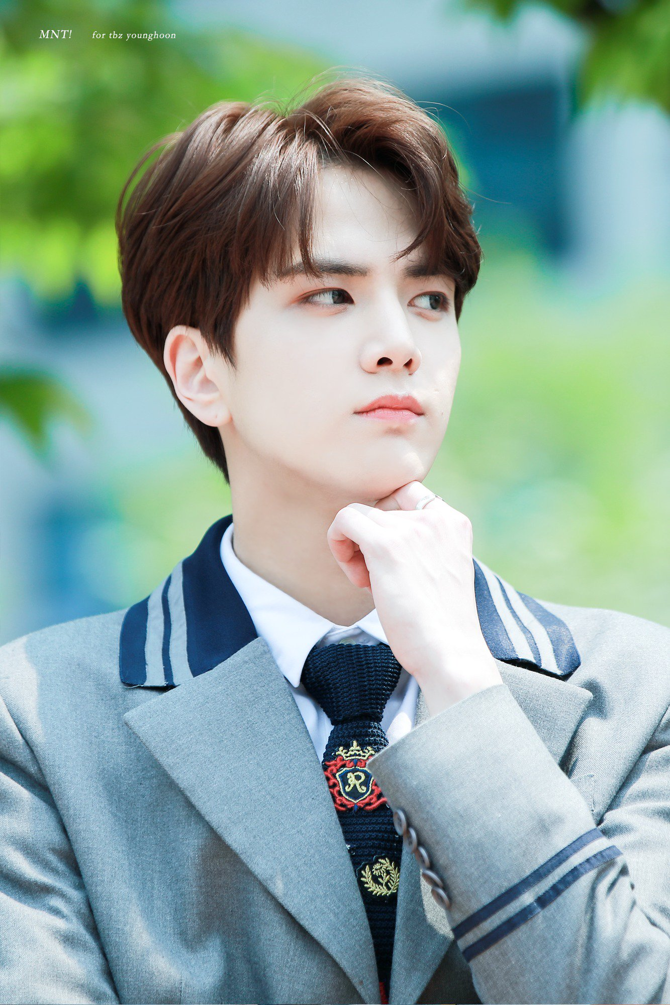 THE BOYZ's YoungHoon Funny Yet Cutest Relatable Reaction To A Bee