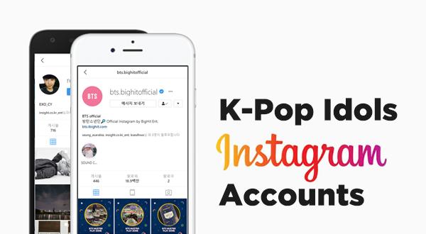 Idol Search List Of Kpop Idol Instagram Accounts Kpopmap Kpop Kdrama And Trend Stories Coverage