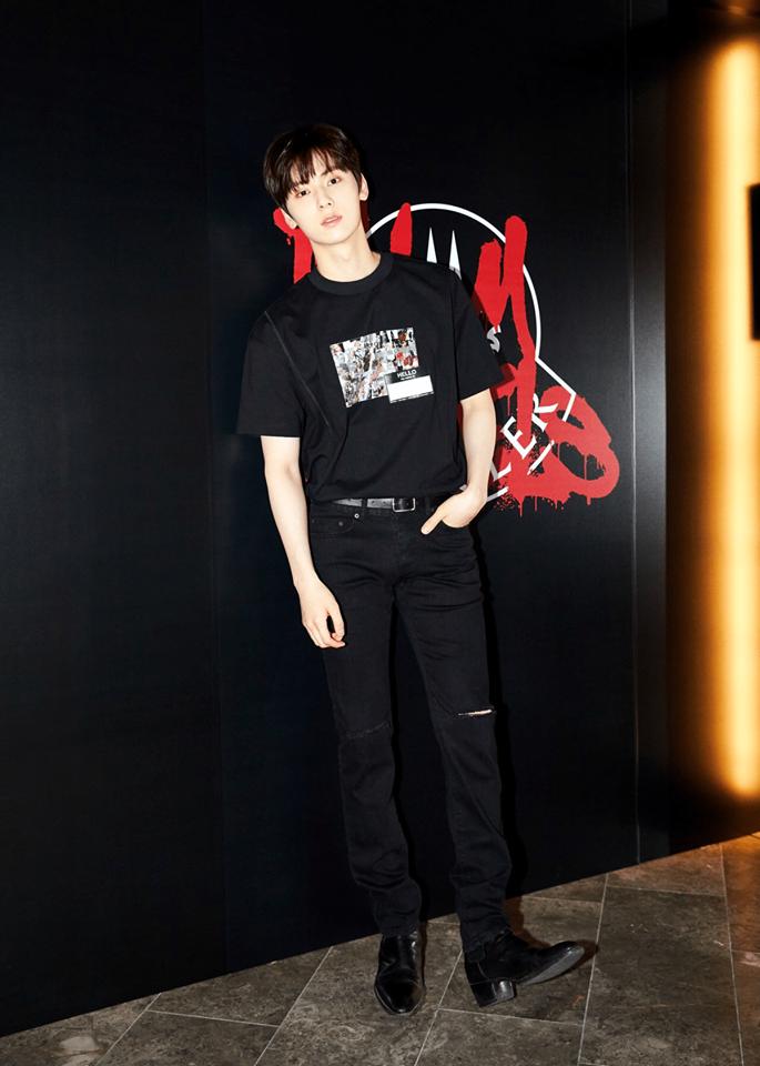 NU'EST's MinHyun Looks Stunning As The Korean Ambassador Of 'Moncler'