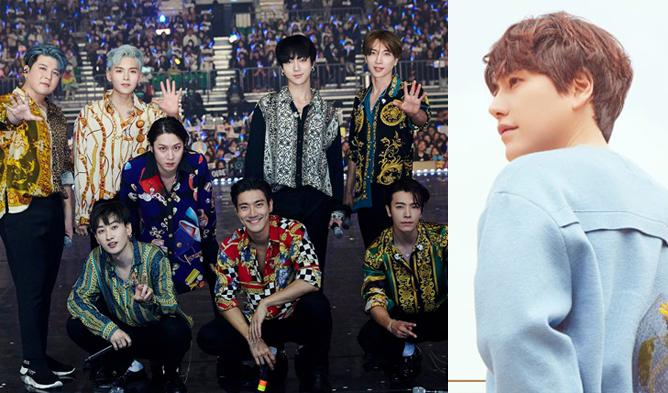 super junior, super junior facts, super junior height, super junior weight, super junior age, super junior leader, super junior comeback,