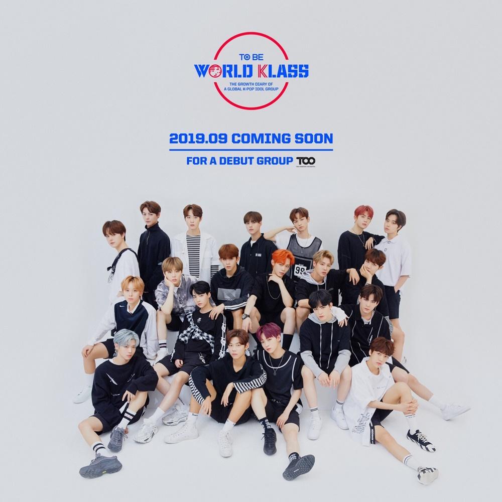 [FINAL] UPDATE : Global Project 'TOO' Reveals 20, Mnet's Survival Program 'WORLD KLASS' Trainees