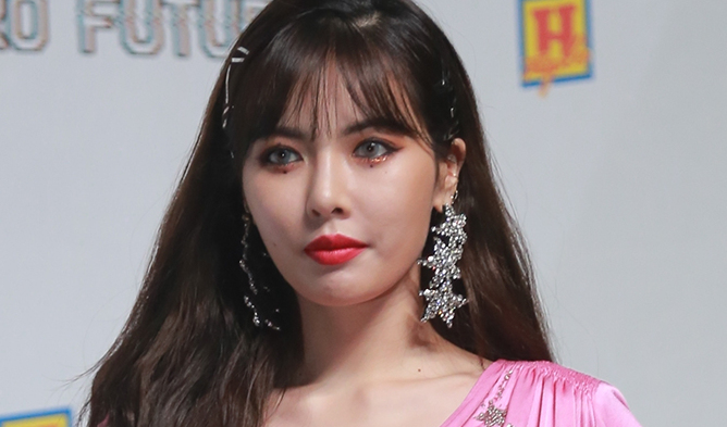 HyunA's Recent Appearance At Airport Sparks Debate About ... Hyuna 2019