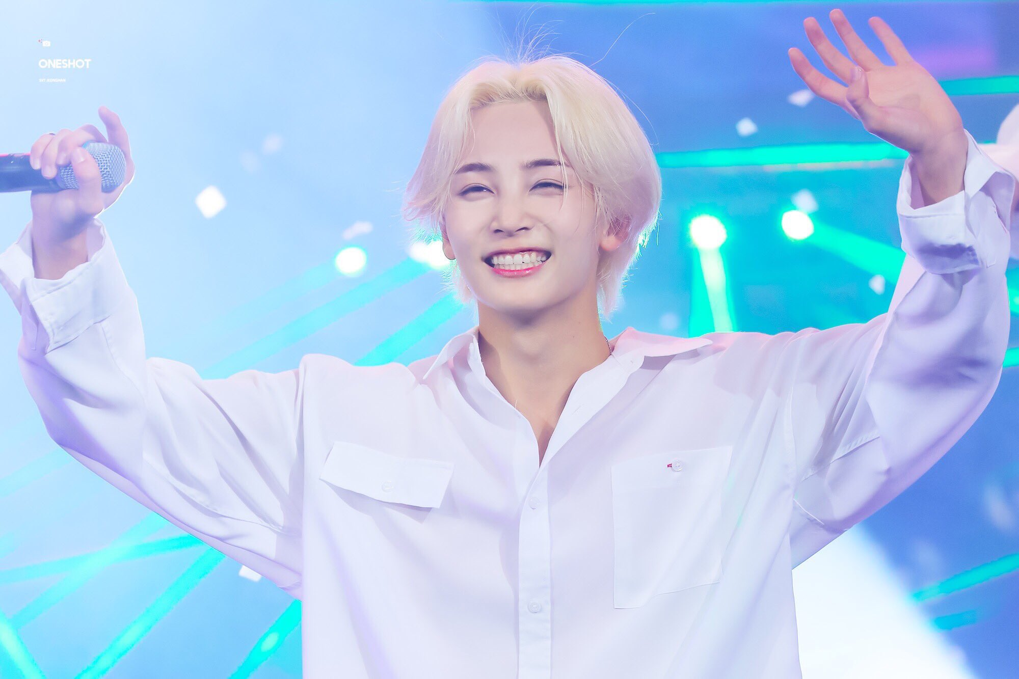 SEVENTEEN's JeongHan Is The Definition Of Angelic Look