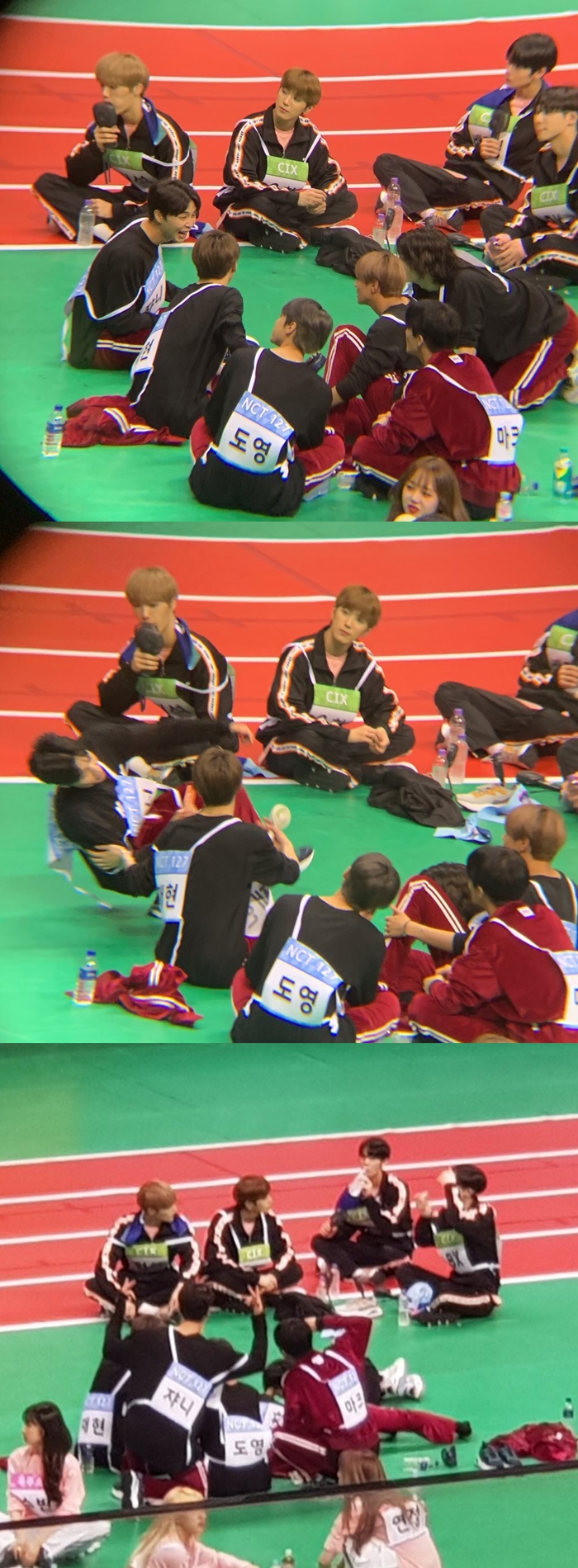 """Fans Are Laughing At NCT 127 & CIX's Lack Of Interaction At """"ISAC 2019"""" Chuseok"""