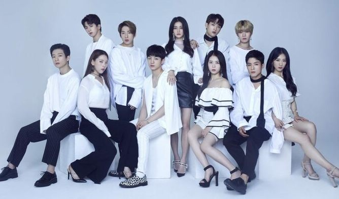 K-Tigers Zero Members Profile: 12 Member Co-ed Group
