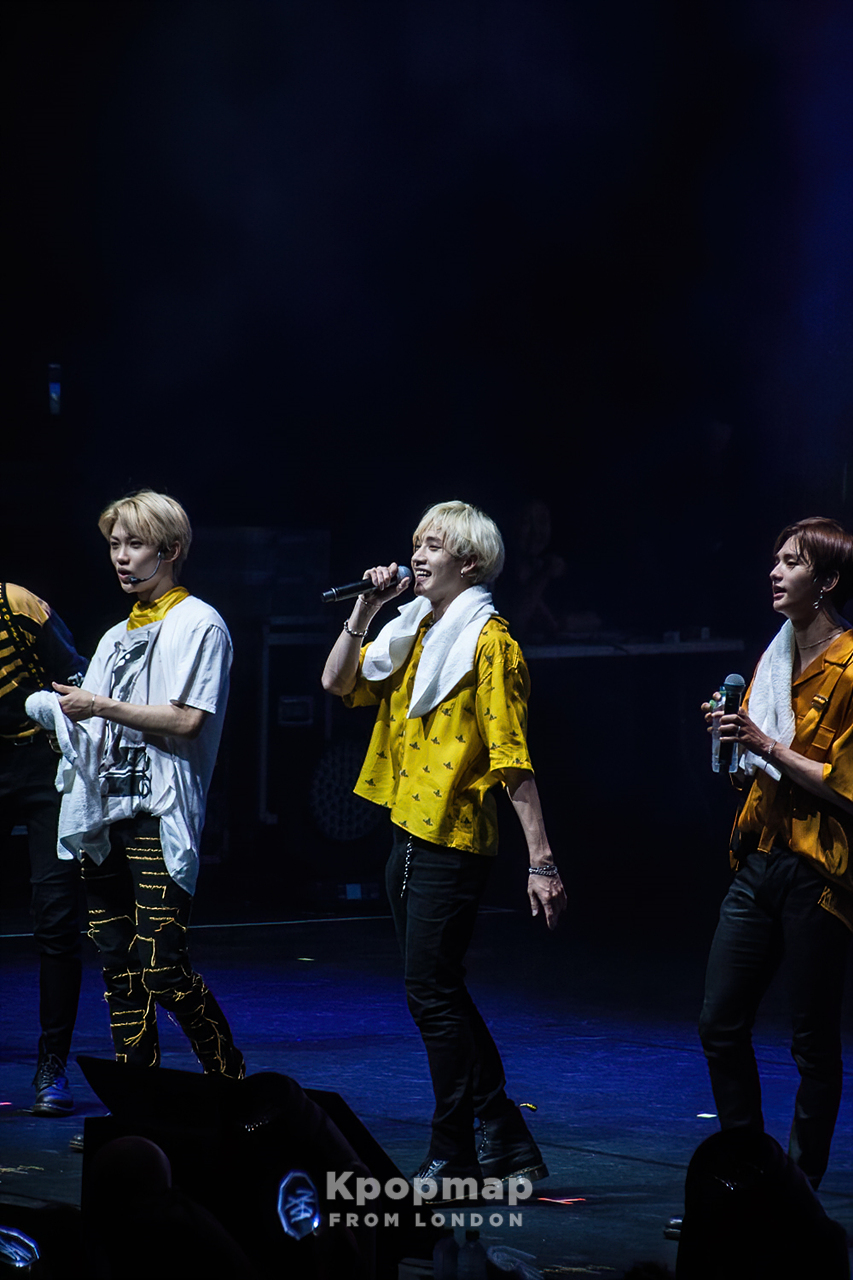 Exclusive Photos: Stray Kids UNVEIL Tour 'I am…' In London