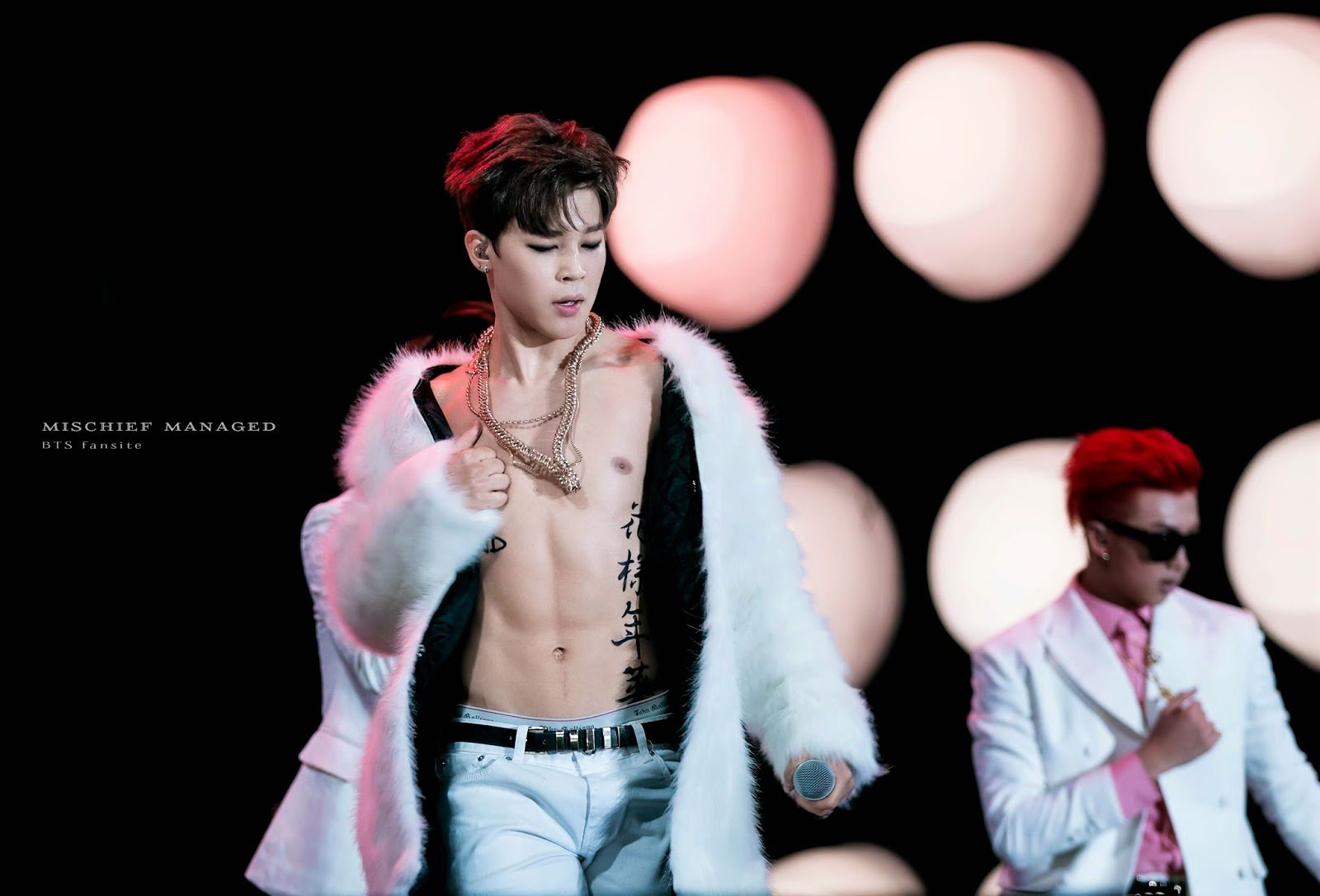 5 Times BTS JiMin Was The Definition Of Sexy