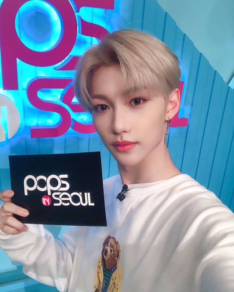 Stray Kids Felix Claims People Called Him A Nerd Back In His School ...